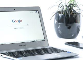 laptop i google
