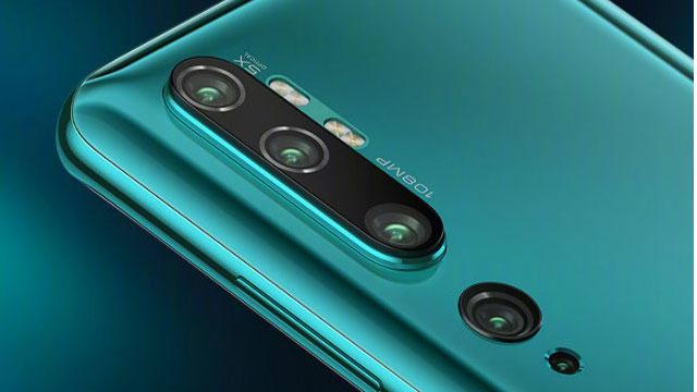 Xiaomi Mi Note 10 rozpoczyna kolejną bitwę na megapiksele